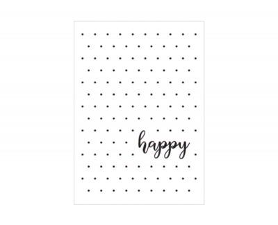 HAPPY Rahmen