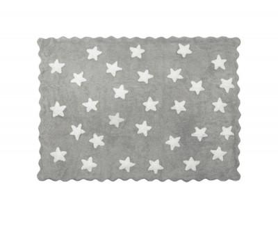 Teppich mit Sternedekor